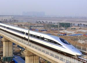 Высокоскоростная железнодорожна