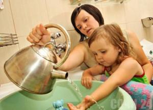 Сегодня в некоторые дома Астаны будет временно прекращена подача горячей воды, причина- проведение плановых ремонтных...