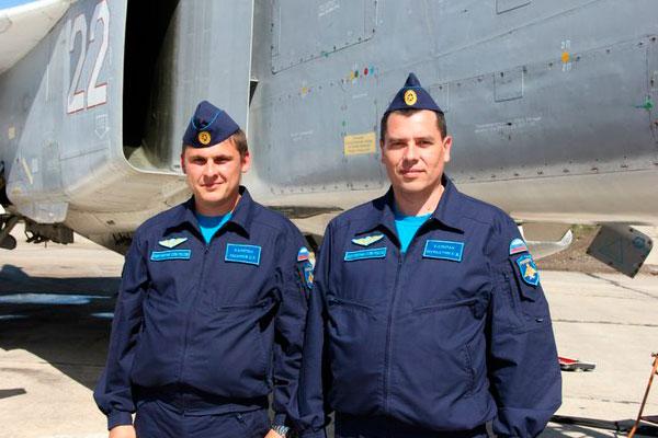 спаслись ли летчики су 24