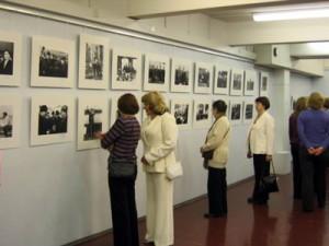 Их работы были объединены в одну выставку по инициативе Оксаны Алексенко.