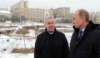На месте «России» будет парк